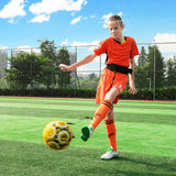 Hands-Free Soccer Kick/Throw Trainer