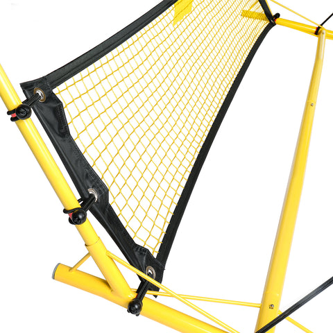 2019 Upgraded Soccer Rebounder Replacement--Small Net
