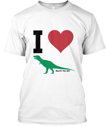 I Heart T-Rex T-Shirt