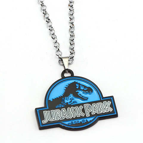 Jurassic Park Necklace