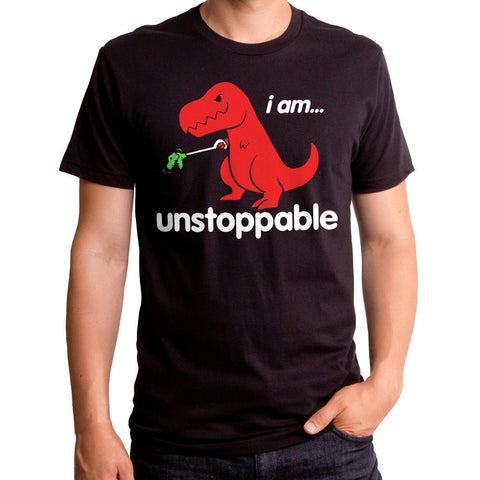 Unstoppable T Shirt! (Multiple colors and sizes. Allow 12-21 days for shipping)