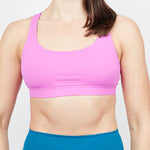 Shelly Sports Bra - Orchid