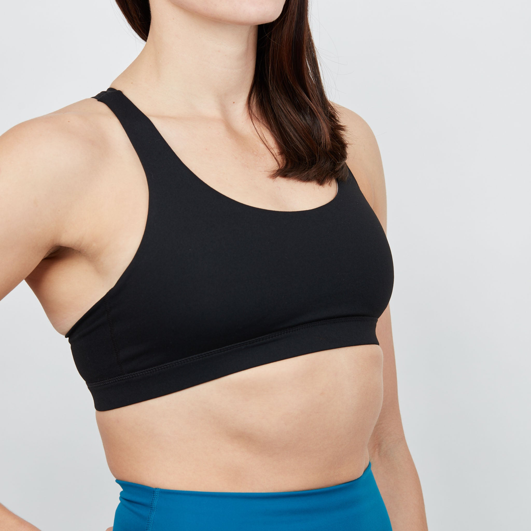 Shelly Sports Bra - Onyx