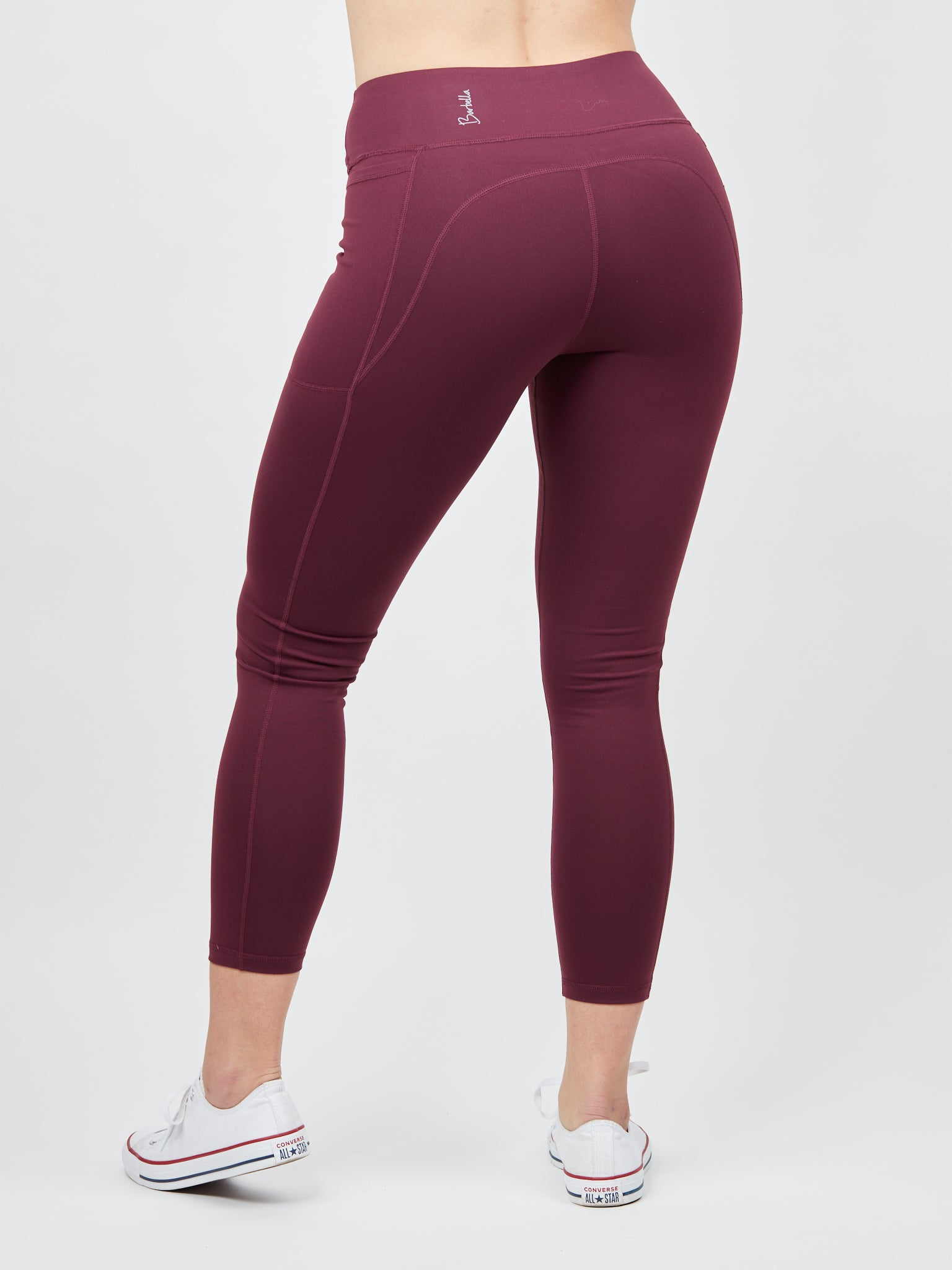 Kennedy Legging - Cranberry