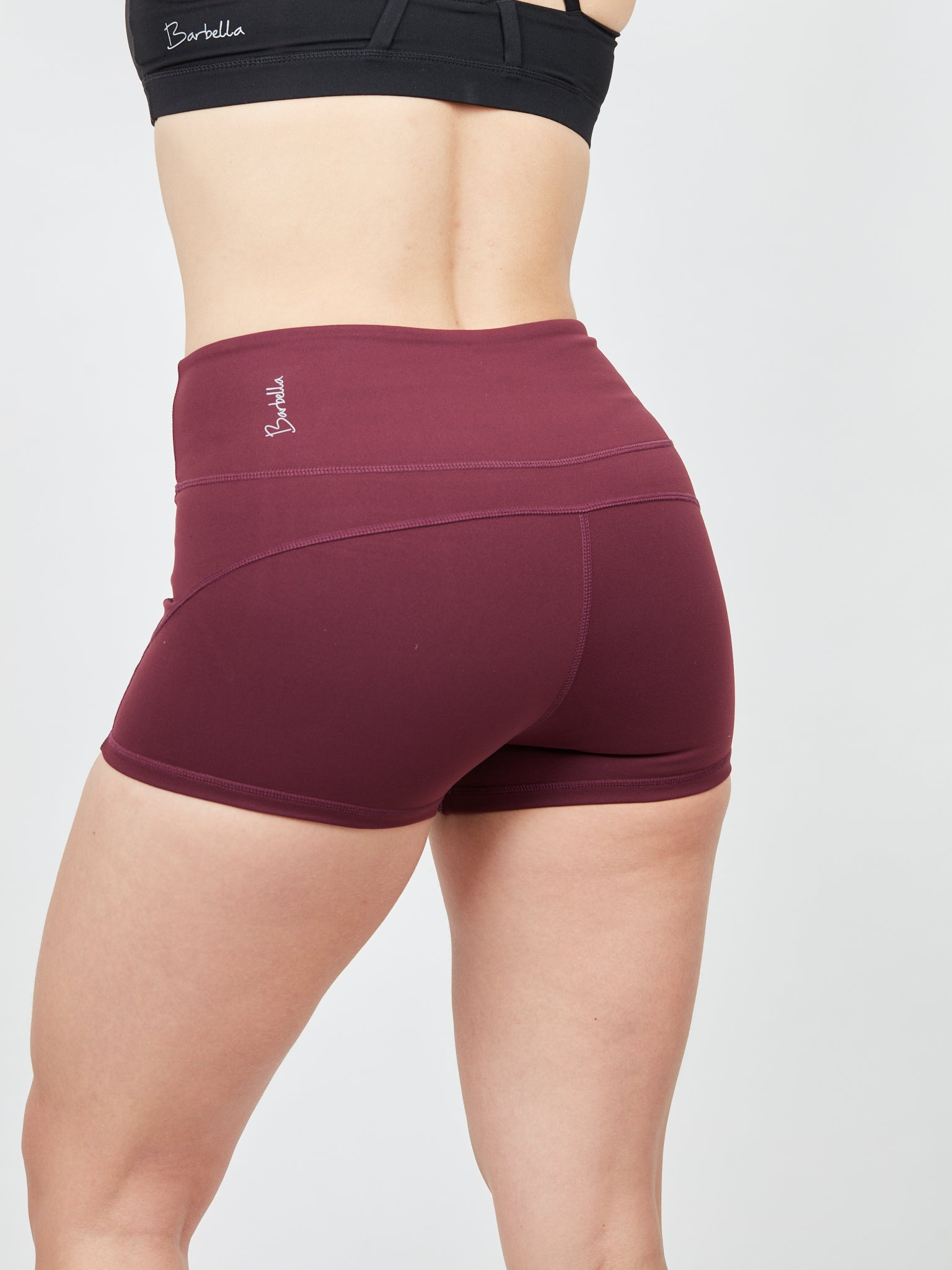 Eva Shorts - Cranberry