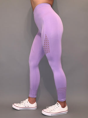 Remy Seamless Legging - Lilac