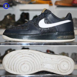 'Dark Obsidian/White' Nike Air Force 1 Max Supreme (2008) | Size 9.5 Condition: 8/10.