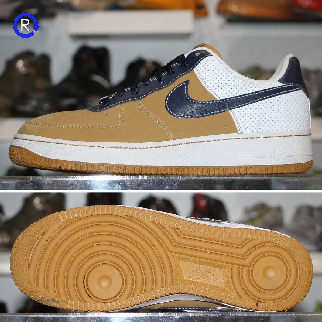 'Philadelphia' Nike Air Force 1 Low I-95 Pack (2007) | Size 9.5 Condition: 9.5/10.