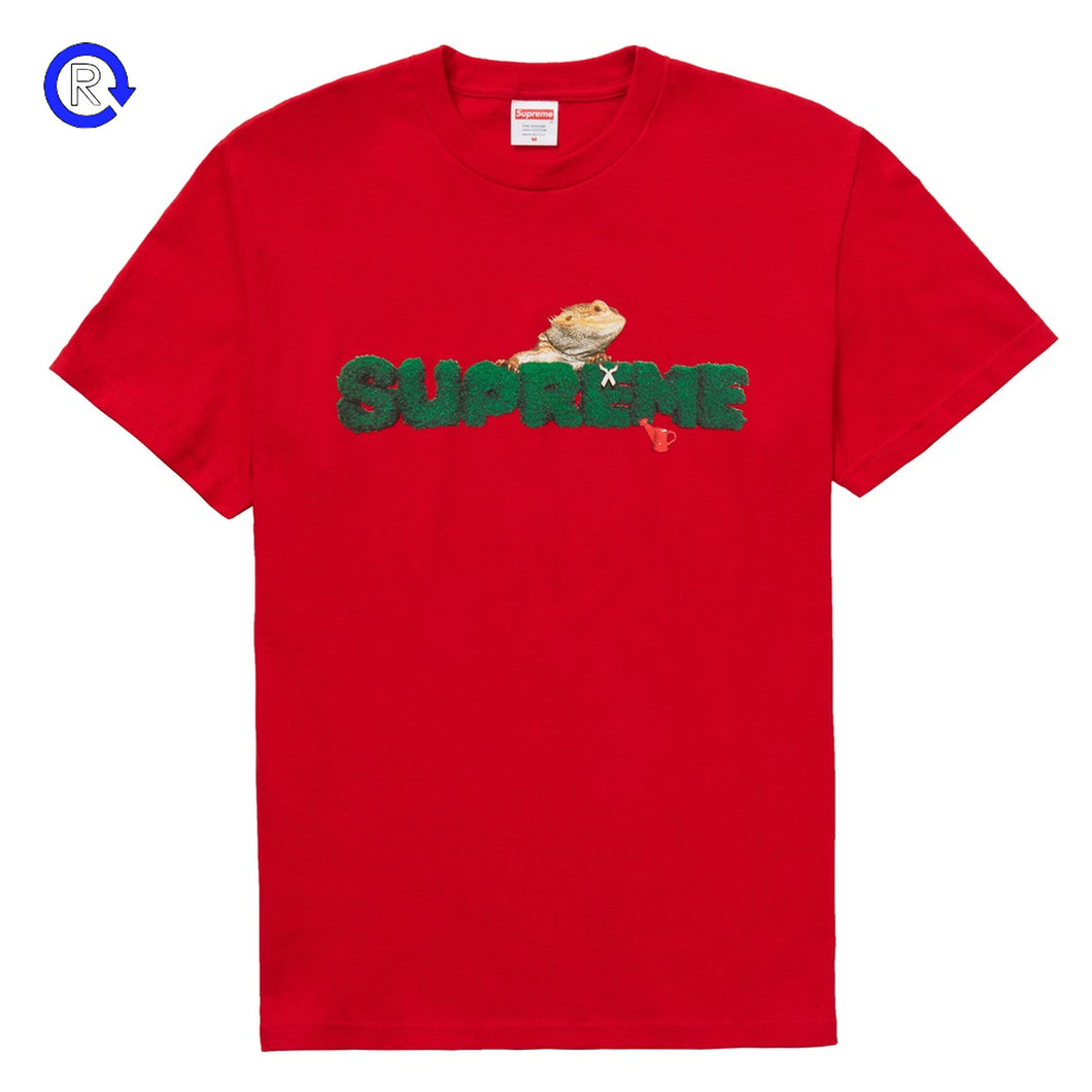 Supreme Red Lizard Tee (SS20)