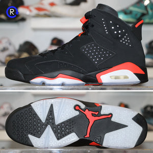 'Black/Infrared' Air Jordan 6 OG (2019) | Size 14 Brand new, deadstock.