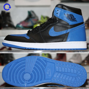 'Royal' Air Jordan 1 High OG (2017) | Size 10 Condition: 9.5/10.