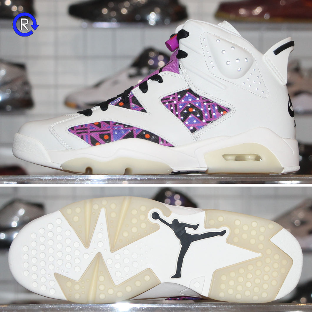 'Quai 54' Air Jordan 6 (2020) | Size 8 Brand new, deadstock.