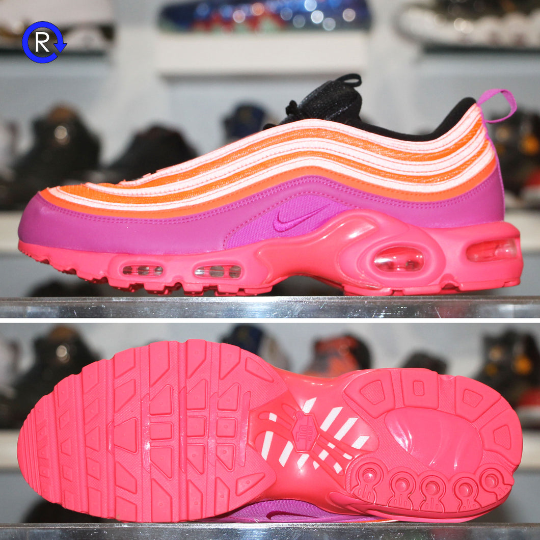 new arrival 62d99 bf42f 'Racer Pink/Hyper Magenta' Nike Air Max Plus 97 (2018)