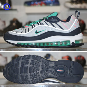wholesale dealer 9f0ee c9c12 'Tidal Wave' Nike Air Max 98 QS (2018)