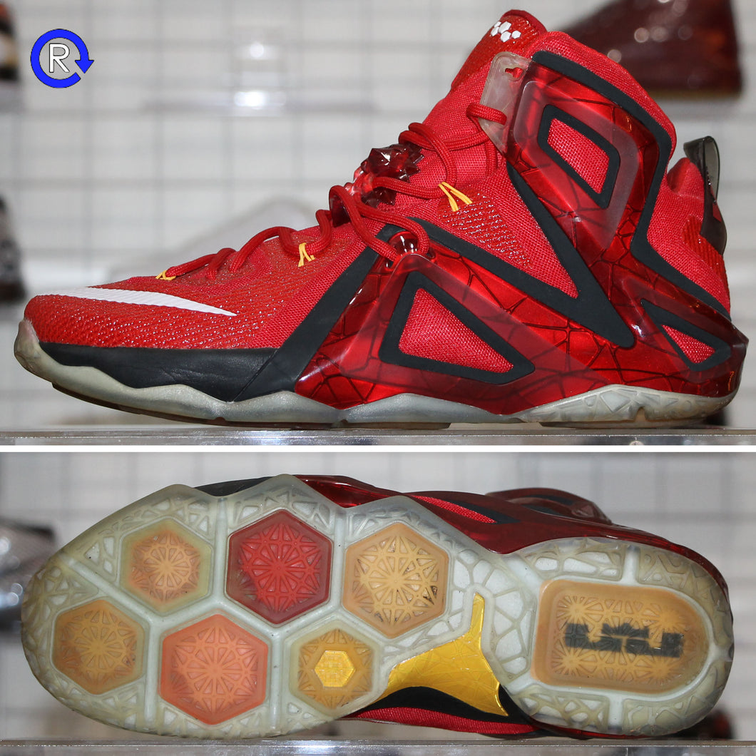'Team' LeBron 12 Elite (2015) | Size 11.5 Condition: 9/10.