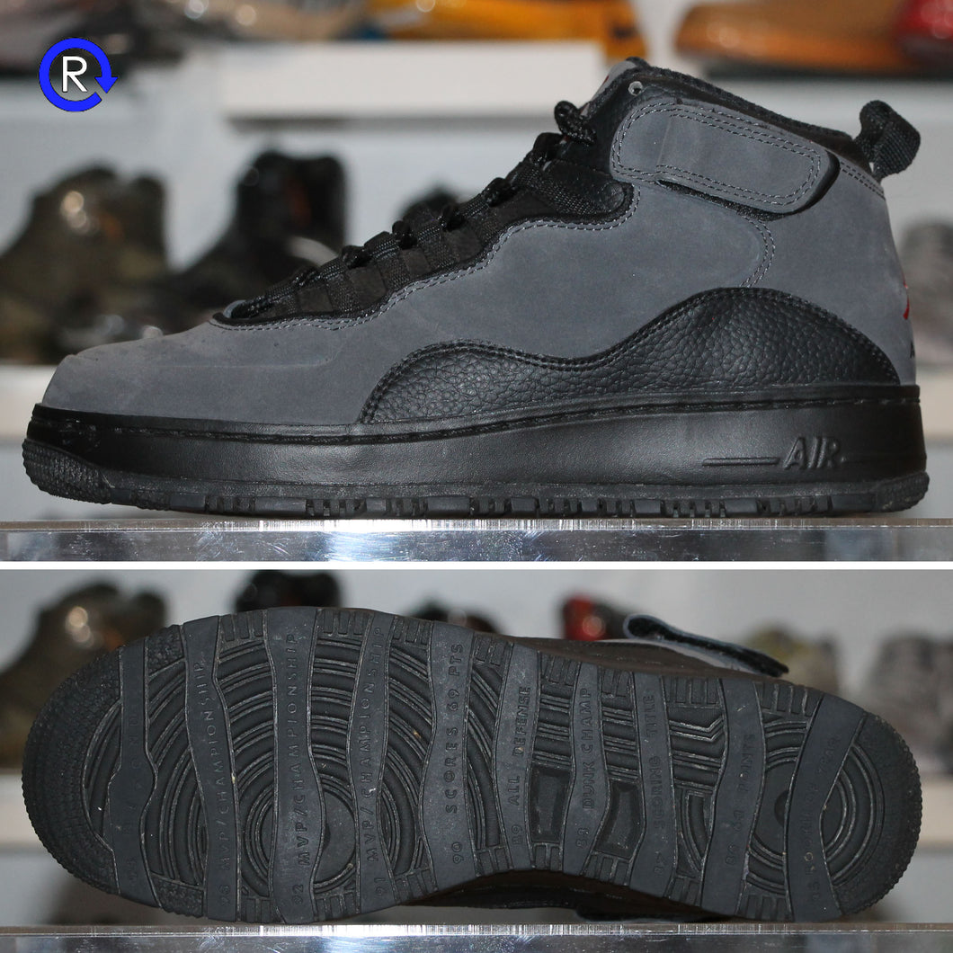'Shadow' Air Jordan 10 Fusion (2010) | Size 9.5 Condition: 9/10.