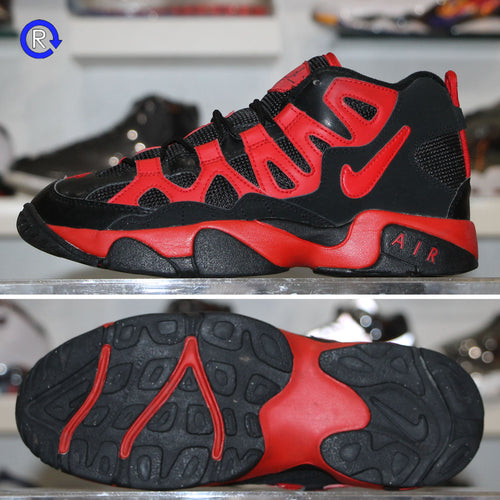'Black/University Red' Nike Air Slant Mid (2013) | Size 7 Condition: 8.5/10.