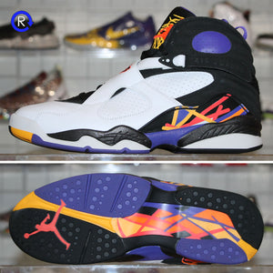 '3Peat' Air Jordan 8 (2015) | Size 11.5 Condition: 9.5/10.