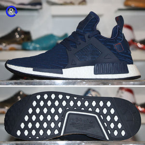'Collegiate Navy' Adidas NMD XR1 (2017) | Size 10.5 Condition: 9.5/10.