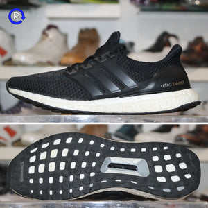 'Core Black' Adidas Ultra Boost 2.0 (2016) | Size 11.5 Condition: 9/10.