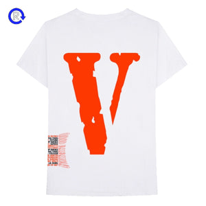 Vlone x Nav Good Intentions White Tee (SS20)