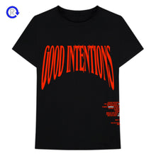 Vlone x Nav Good Intentions Black Tee (SS20)