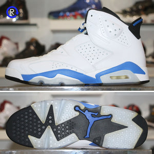 'Sport Blue' Air Jordan 6 (2014) | Size 12 Condition: 9.5/10.