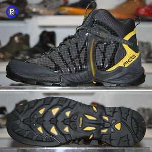 'Black/Tour Yellow' Nike Air Zoom Tallac Lite (2008) | Size 11.5 Condition: 9.5/10.