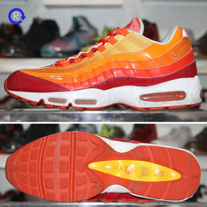 'Orange/Red' Nike Air Max 95 | Size 12 Condition: 9/10.
