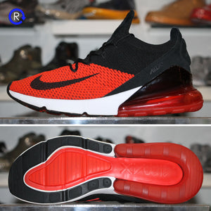'Bred' Nike Air Max 270 Flyknit (2018) | Size 11.5 Condition: 9/10.