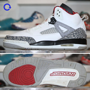 'White Cement' Air Jordan Spizike (2017) | Size 5 Condition: 9/10.