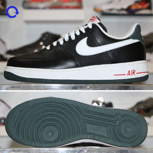 'Black/Grove Green/Sport Red' Nike Air Force 1 '07 Low (2010) | Size 9.5 Condition: 9.5/10.
