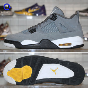 'Cool Grey' Air Jordan 4 (2019) | Size 10 Condition: 9/10.