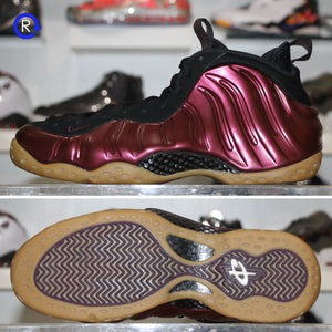 'Night Maroon' Foamposite One (2016) | Size 11.5 Condition: 9.5/10.