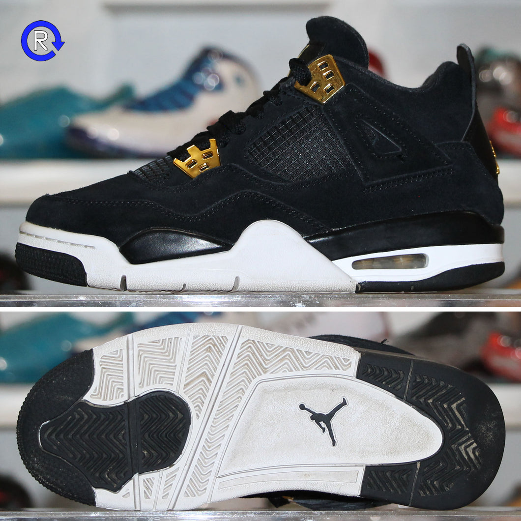 'Royalty' Air Jordan 4 (2017) | Size 4.5 Condition: 9/10.