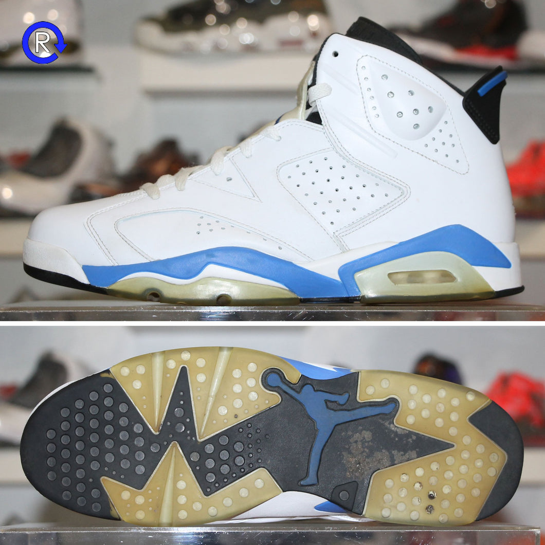 'Sport Blue' Air Jordan 6 (2014) | Size 11.5 Condition: 8.5/10.