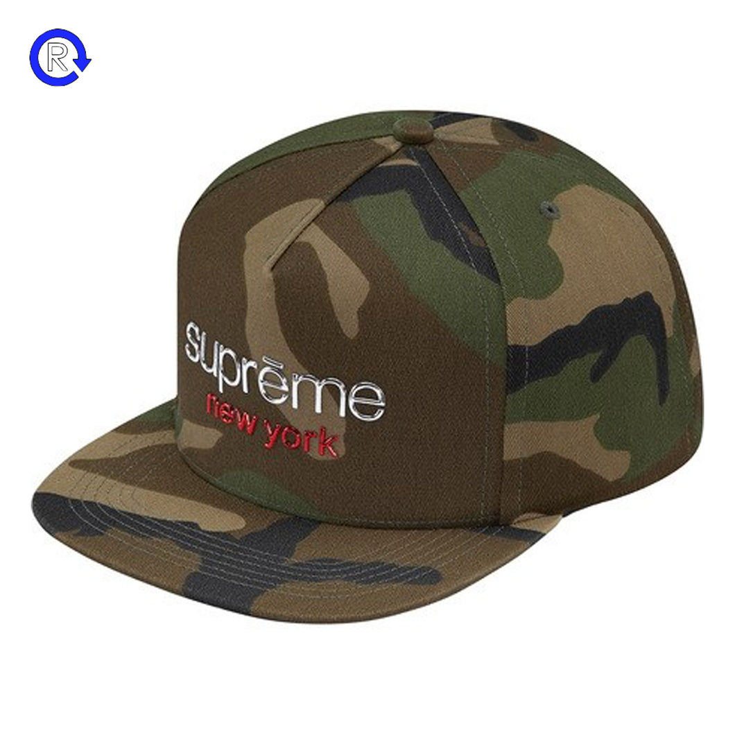 Supreme Camo Classic Chrome 5-Panel (FW16)
