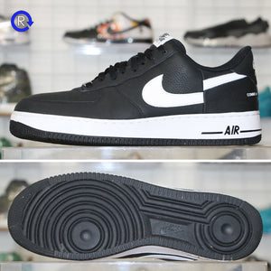 'Black/White' Supreme x Comme des Garçons Air Force 1 Low (2018) | Size 13 Condition: 9.5/10.