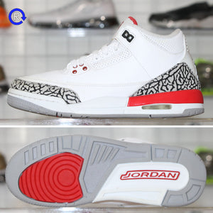 'Katrina' Air Jordan 3 (2018) | Size 6 Condition: 9/10.