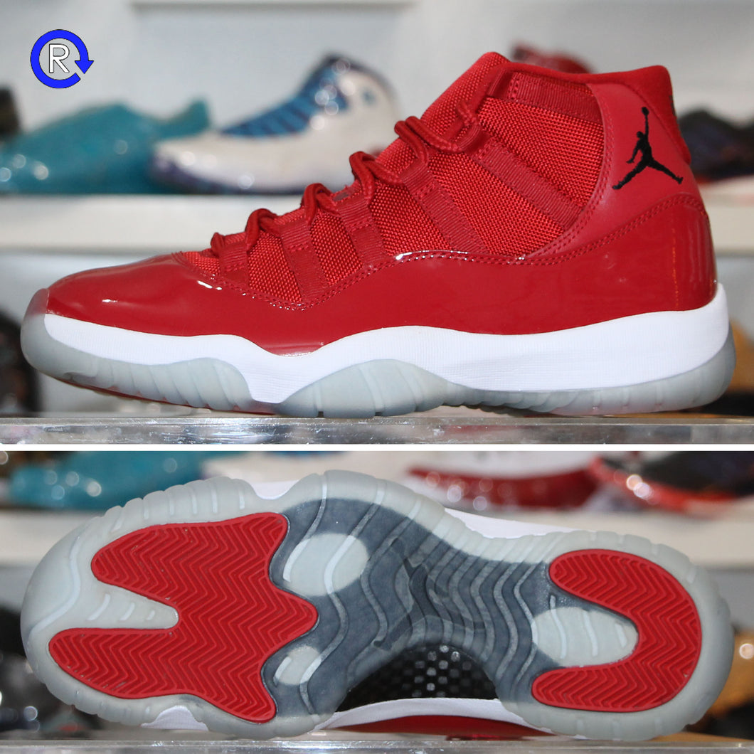 'Win Like 96' Air Jordan 11 (2017) | Size 10 Brand new, deadstock.
