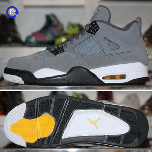 'Cool Grey' Air Jordan 4 (2019) | Size 10 Condition: 9.5/10.