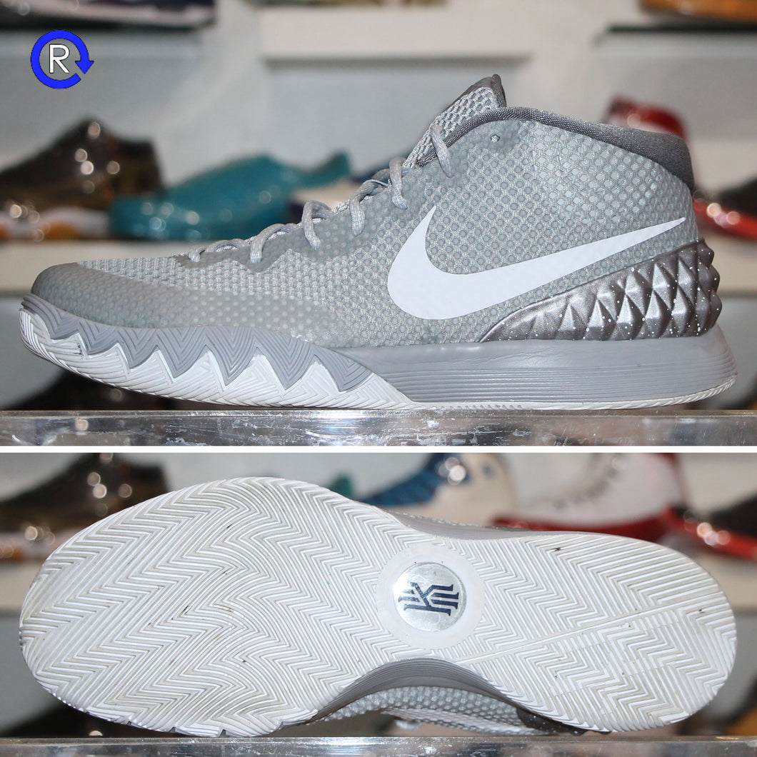 'Wolf Grey' Nike Kyrie 1 (2015) | Size 11.5 Condition: 9.5/10.