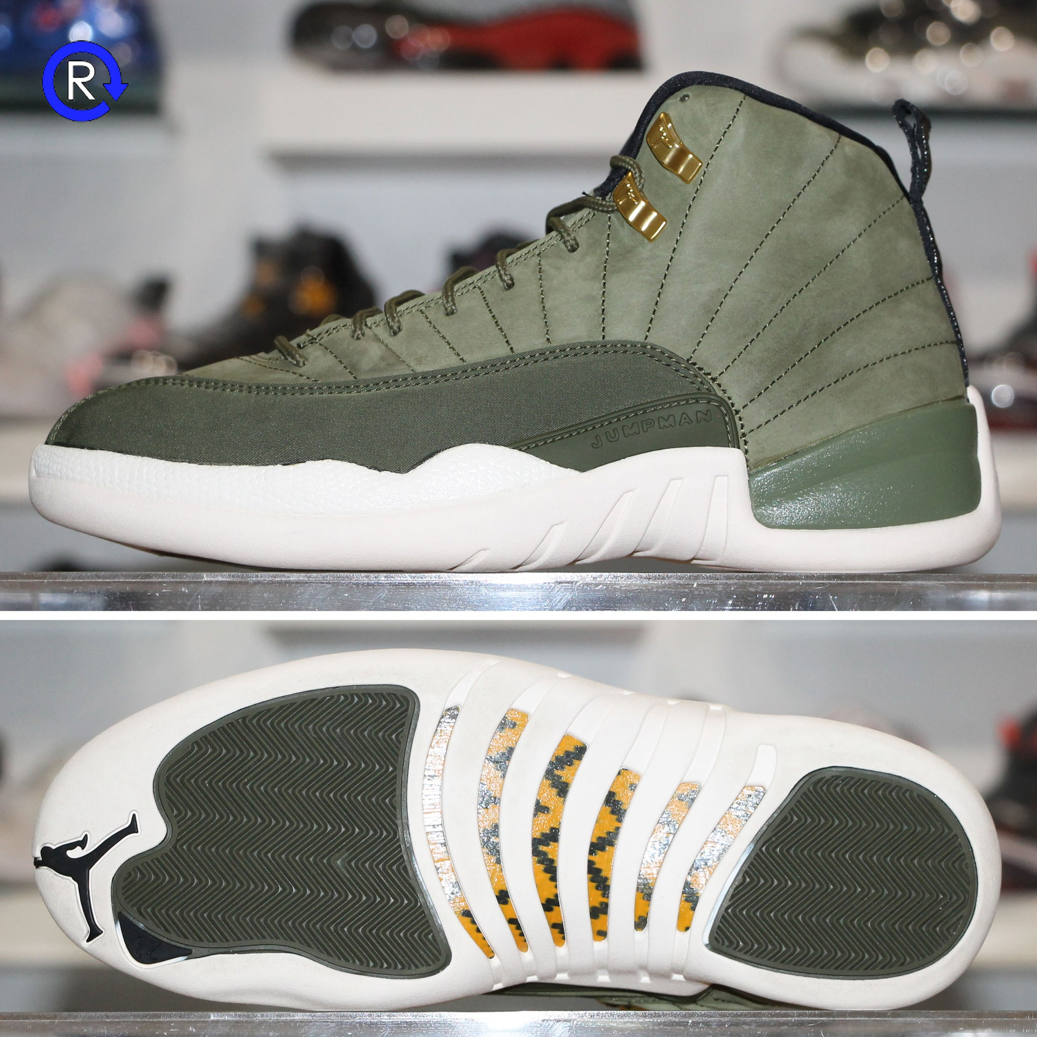 wholesale dealer 145cb aa284 'Class of 2003' Air Jordan 12 (2018)