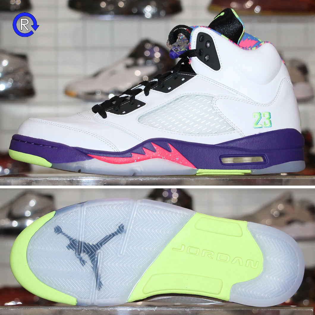 'Alternate Bel-Air' Air Jordan 5 (2020) | Size 13 Brand new, deadstock.