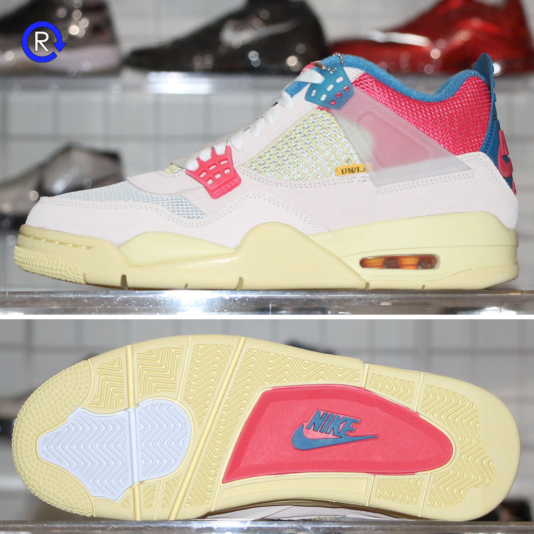 'Guava Ice' Union x Air Jordan 4 (2020) | Size 9 Brand new, deadstock.