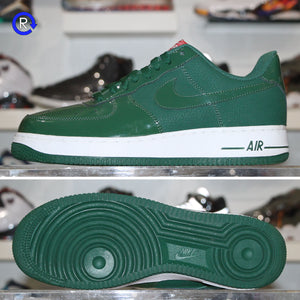 'Gorge Green/White' Air Force 1 Low (2010) | Size 9.5 Condition: 9.5/10.
