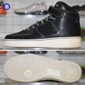 'Black' Nike Air Force 1 High Boot | Size 9.5 Condition: 8.5/10.