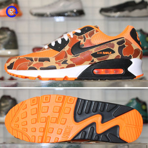'Orange Duck Camo' Nike Air Max 90 (2020) | Size 9.5 Brand new, deadstock.