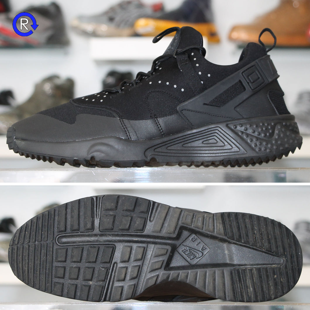 'Triple Black' Nike Air Huarache Utility (2019) | Size 12 Condition: 9/10.