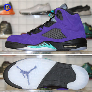 'Alternate Grape' Air Jordan 5 (2020) | Size 8.5 Brand new, deadstock.